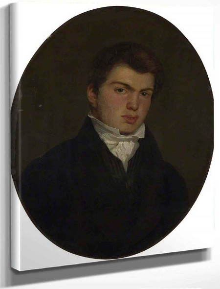 Abel Widmer By Eugene Delacroix By Eugene Delacroix