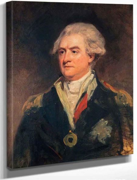 Admiral Adam Duncan, 1St Viscount Duncan Of Camperdown By John Hoppner