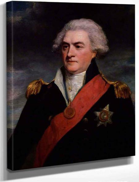 Admiral Duncan, First Viscount Duncan By John Hoppner