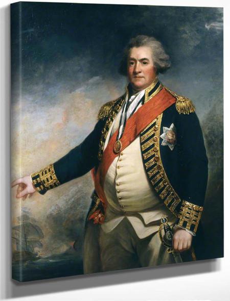 Admiral Lord Duncan By John Hoppner By John Hoppner