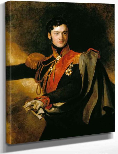Alexander Ivanovitch, Prince Of Chernichev By Sir Thomas Lawrence