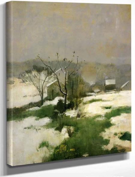 An Early Winter By John Twachtman