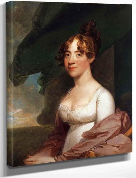 Anna Payne Cutts By Gilbert Stuart