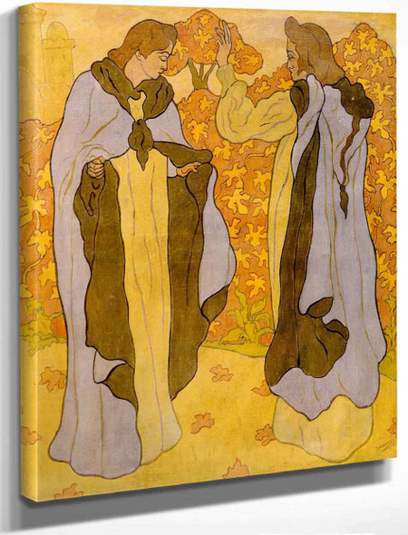 Annonciation By Paul Ranson