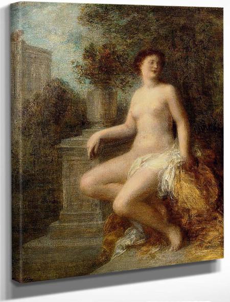 Bathsheba By Henri Fantin Latour By Henri Fantin Latour
