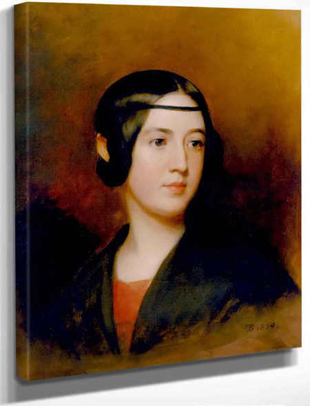 Blanch Sully By Thomas Sully