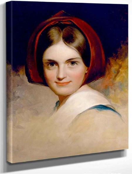 Charlotte Cushman By Thomas Sully