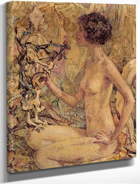 Daphne By Robert Lewis Reid