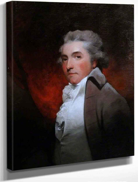 Edward Constable By John Hoppner