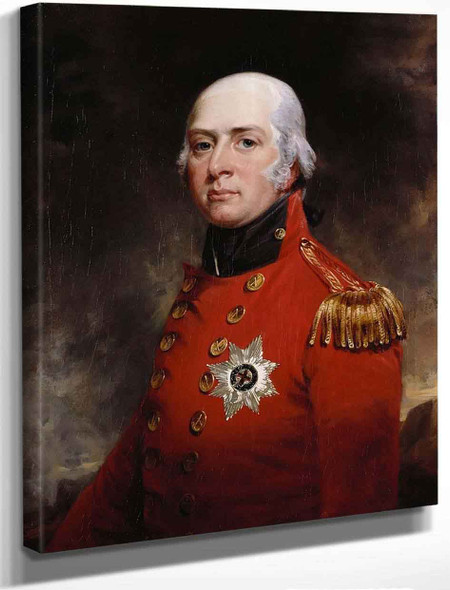 Edward Duke Of Kent By John Hoppner By John Hoppner