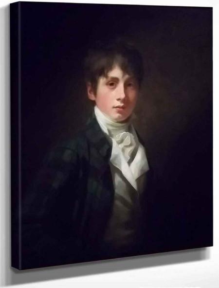 Edward Satchwell Fraser By Sir Henry Raeburn, R.A., P.R.S.A.