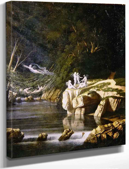 Fairies By Francis Danby