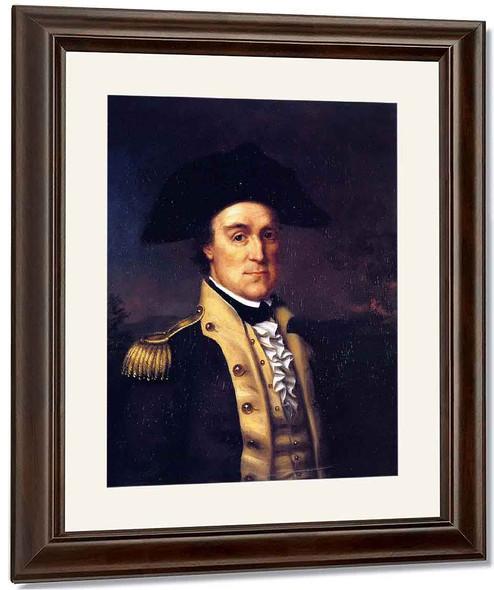 General Elijah Clarke By Rembrandt Peale