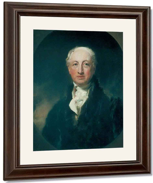 George Dance The Younger, Architect And Surveyor By Sir Thomas Lawrence