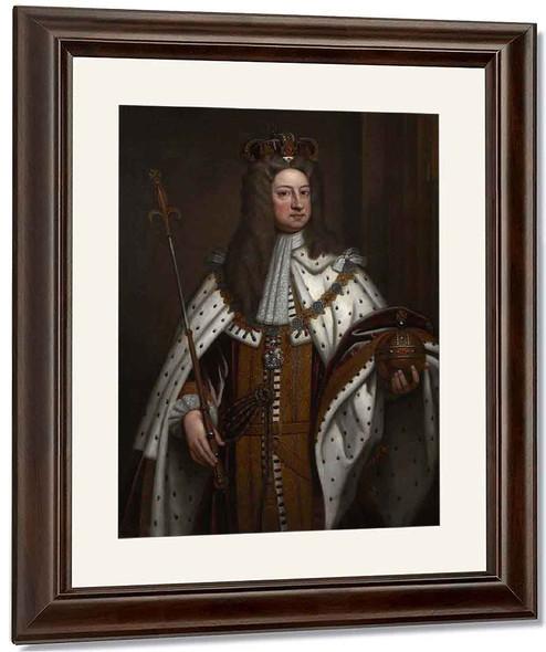 George I 1 By Sir Godfrey Kneller, Bt. By Sir Godfrey Kneller, Bt.