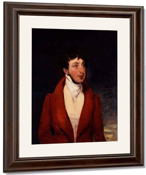 George Osbaldeston By Sir Francis Grant, P.R.A. By Sir Francis Grant, P.R.A.