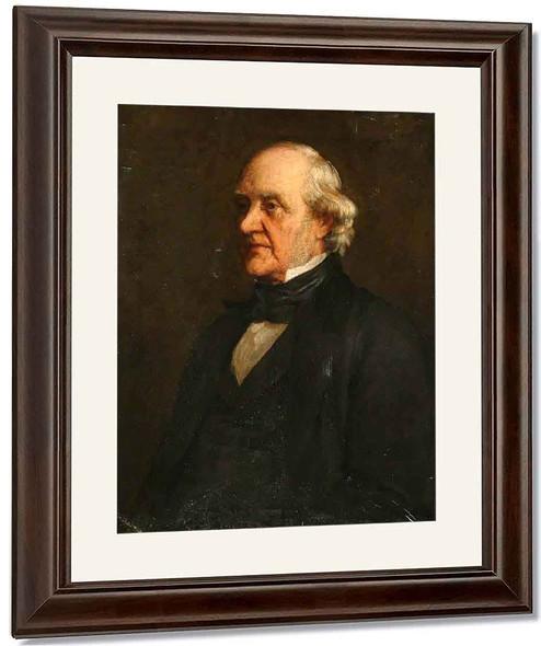 George Peabody By George Frederic Watts English 1817 1904