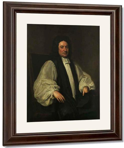 George Smallridge, Bishop Of Bristol By Sir Godfrey Kneller, Bt. By Sir Godfrey Kneller, Bt.