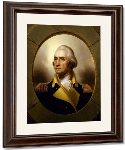 George Washington1 By Rembrandt Peale