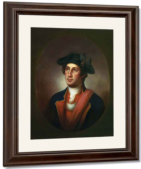George Washington2 By Rembrandt Peale