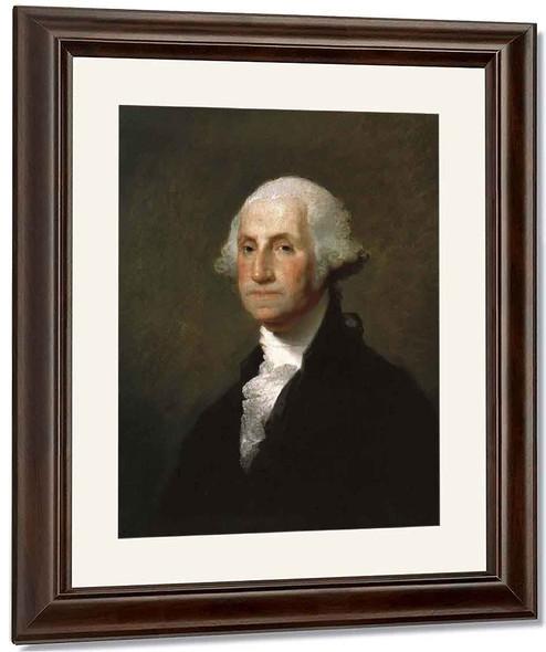 George Washington5 By Gilbert Stuart