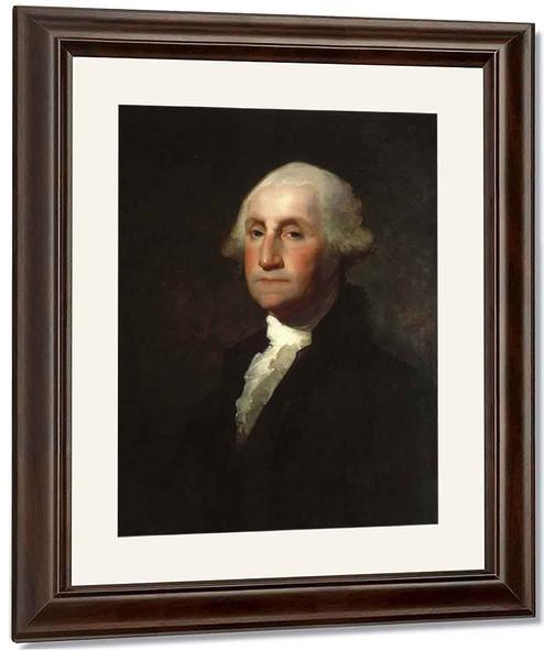 George Washington7 By Gilbert Stuart