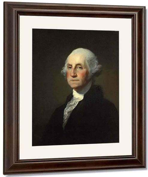 George Washington By Gilbert Stuart(American, 1755 1828)