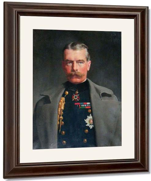 Horatio Herbert Kitchener By John Maler Collier By John Maler Collier