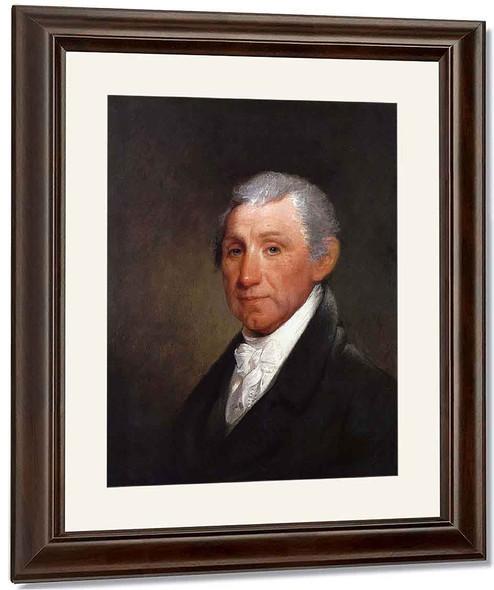 James Munroe1 By Gilbert Stuart