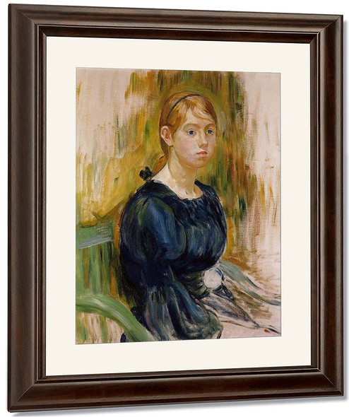 Jeannie Gobillard By Berthe Morisot