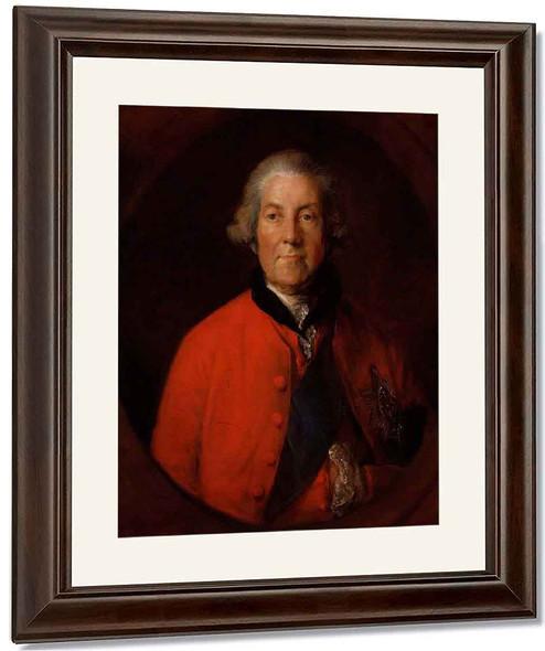 John Russell, 4Th Duke Of Bedford By Thomas Gainsborough By Thomas Gainsborough
