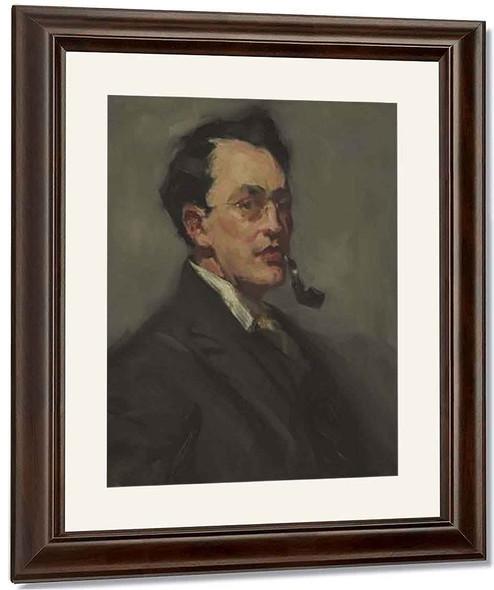 John Sloan By Robert Henri