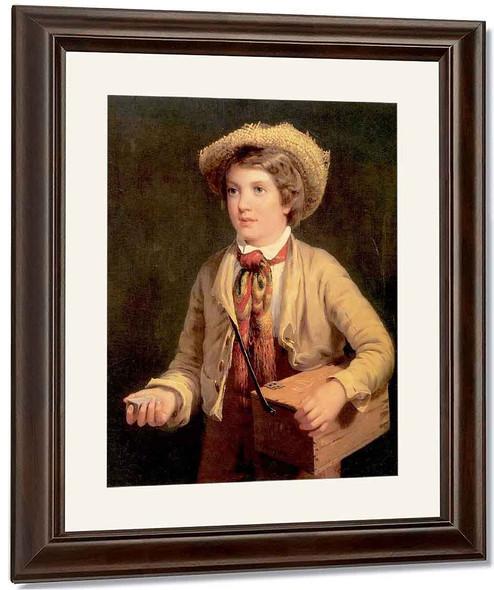Match Boy By William Tylee Ranney