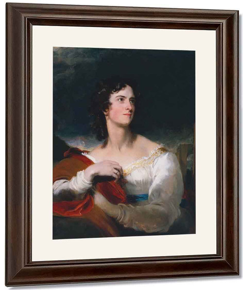 Miss Caroline Fry By Sir Thomas Lawrence