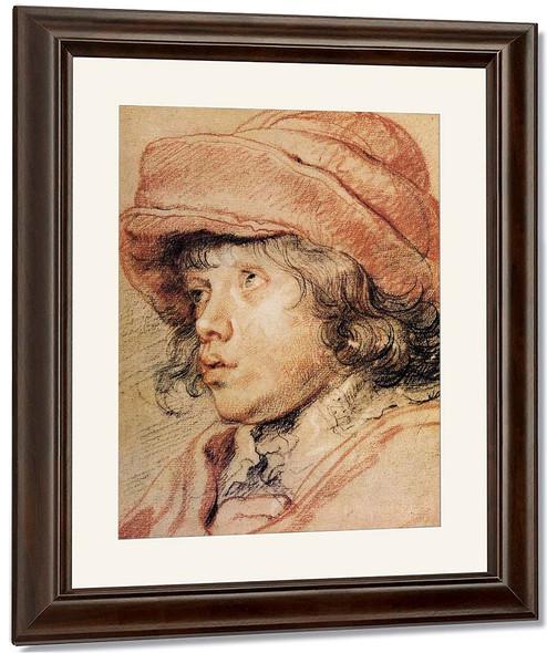 Nicolaas Rubens By Peter Paul Rubens By Peter Paul Rubens