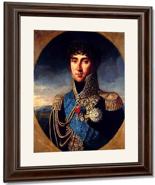 Philippe Antoine D'ornano By Robert Lefevre