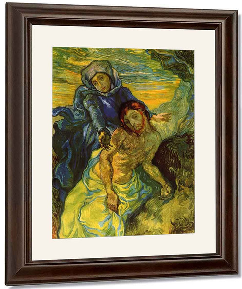 Pieta By Jose Maria Velasco
