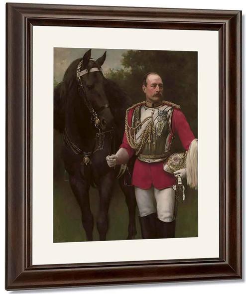 Portrait Of Colonel Rowland John Beech By John Maler Collier By John Maler Collier