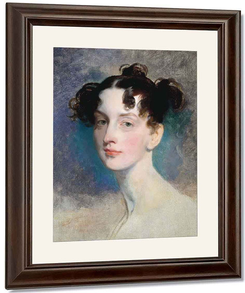 Princess Lieven By Sir Thomas Lawrence