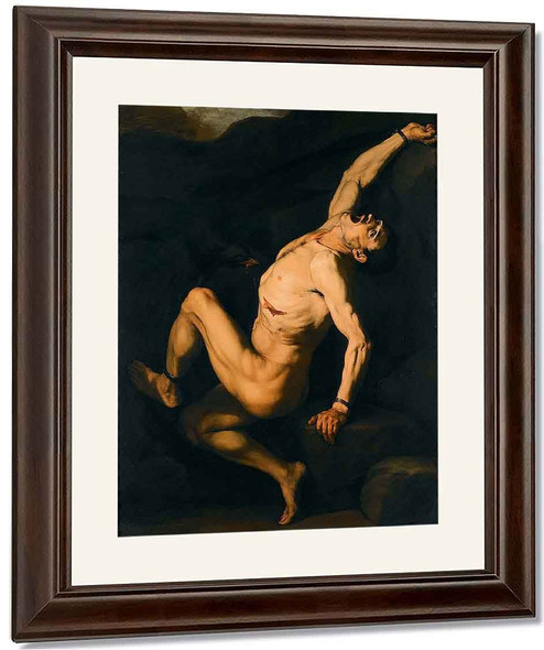 Prometheus By Jusepe De Ribera