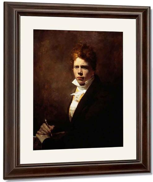Self Portrait 1 By David Wilkie
