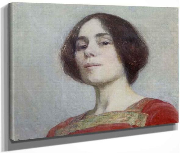 Self Portrait1 By Elin Kleopatra Danielson Gambogi By Elin Kleopatra Danielson Gambogi
