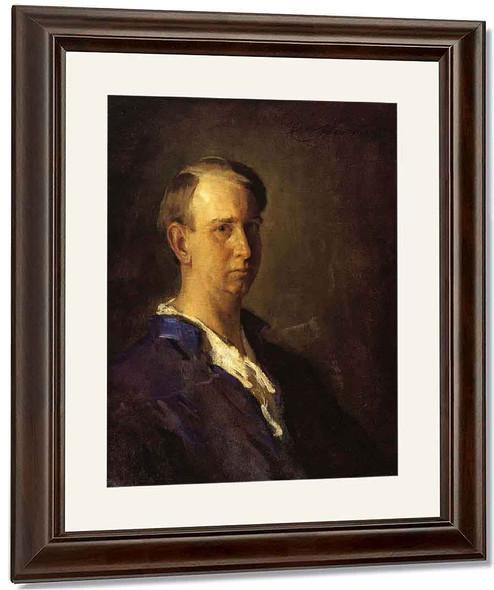 Self Portrait By Charles W. Hawthorne