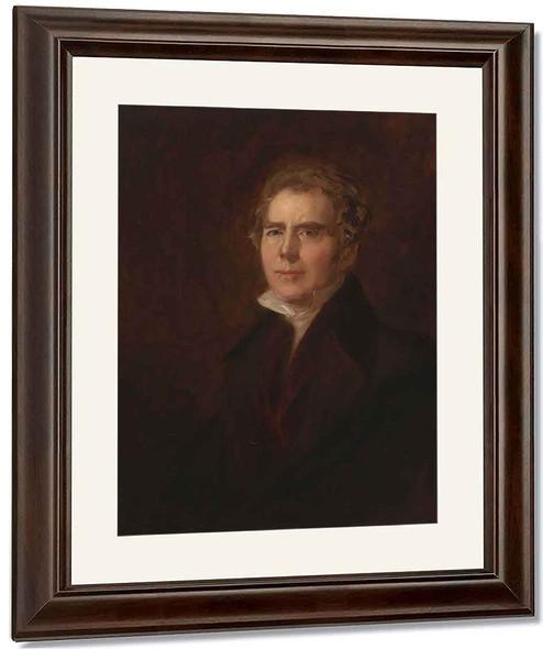 Self Portrait By David Wilkie