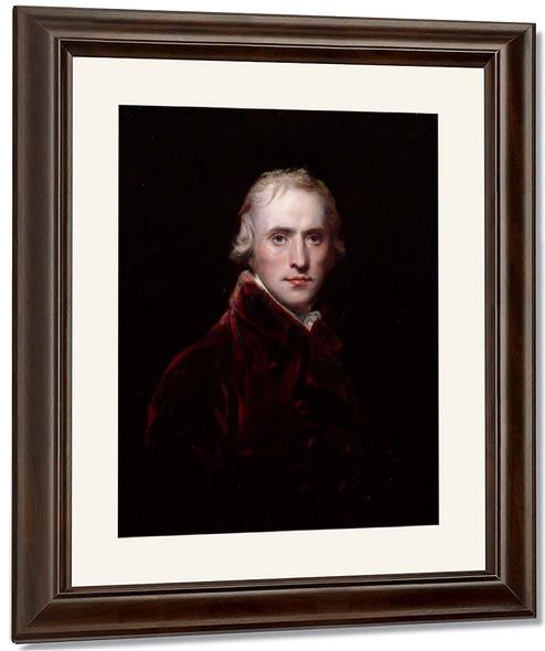 Self Portrait By John Hoppner