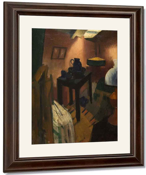 The Artist's Studio By Mark Gertler