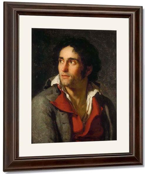 The Jailer By Jacques Louis David By Jacques Louis David