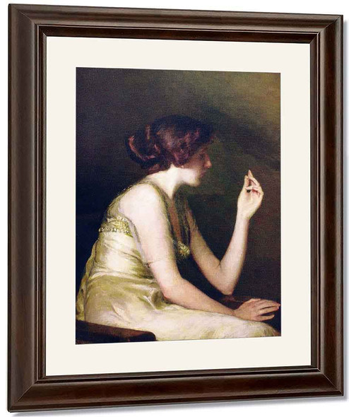 The Pearl By Lilla Cabot Perry