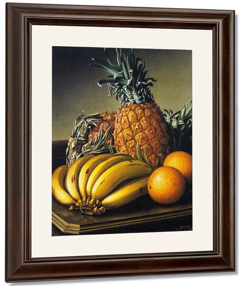 Tropical Still Life By Levi Wells Prentice By Levi Wells Prentice