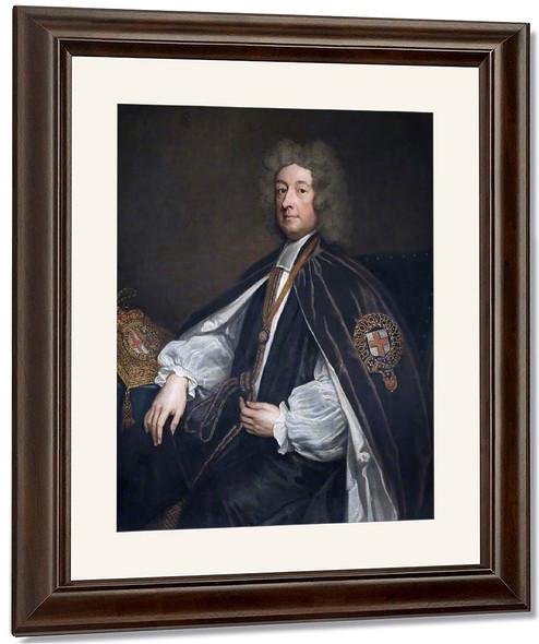 William Talbot By Sir Godfrey Kneller, Bt. By Sir Godfrey Kneller, Bt.